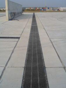 kanalete iz betona - Hauraton Faserfix Super